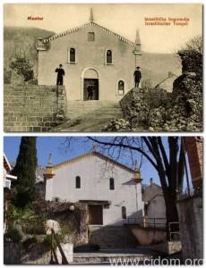 Brankovac - sinagoga najstariji snimak i danas