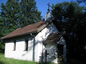 Kaplycja svjatoho Ivana Bohoslova Brezik