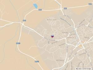 biljina mapa