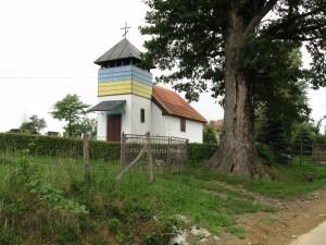 cerkovcja Svjatoho svjascenomucynyka Josafata v Cerovljanah