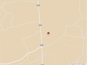 mapa aleksandrovac