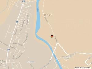trapisti mapa